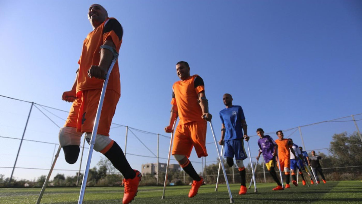 Gaza-One-Football-One-Leg