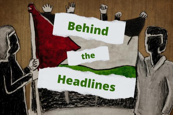 Behind the headines